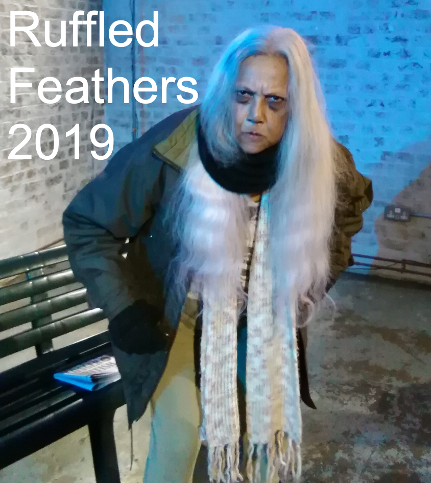 Homeless from Ruffled Feathers 2019